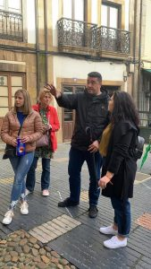 Sightseeing in Avilés